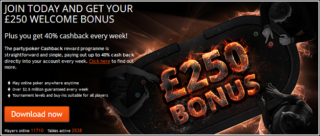 Bwin Poker 250 welcome bonus